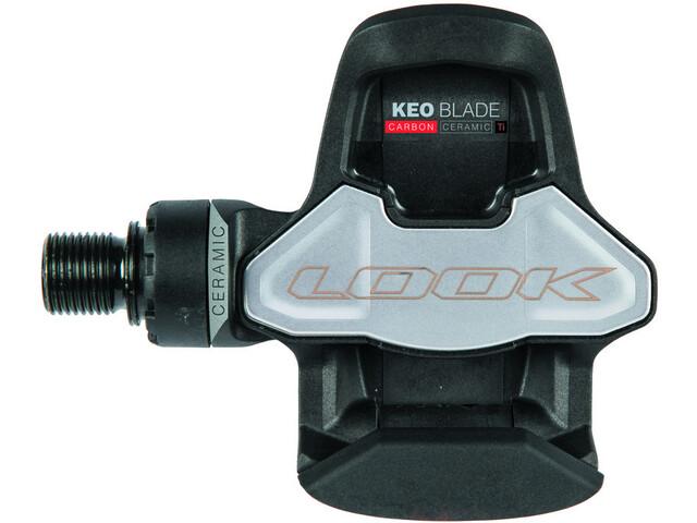 Look Keo Blade Carbon Ti Ceramic Pedale black